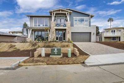 Encinitas Single Family Home For Sale: 374 Fulvia St
