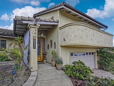 San Diego Single Family Home For Sale: 4173 Huerfano