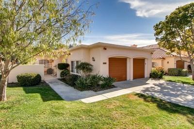 San Diego Single Family Home For Sale: 11997 Caminito Corriente