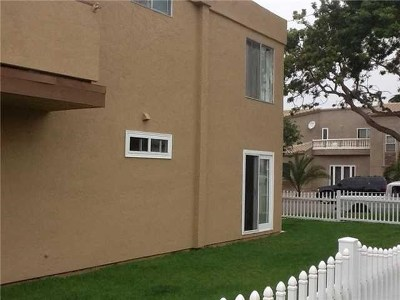 Oceanside Condo/Townhouse For Sale: 601 S Tremont Street #B