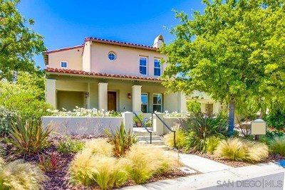 San Diego Single Family Home For Sale: 14474 Garden Trail