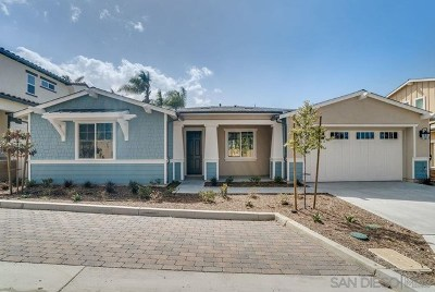 Encinitas Single Family Home For Sale: 1137 Laurel Cove Ln
