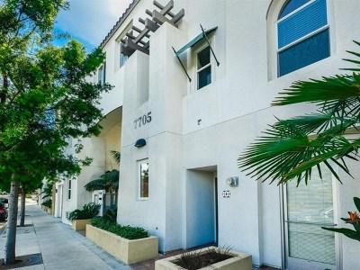 La Mesa Condo/Townhouse For Sale: 7715 El Cajon Blvd #10