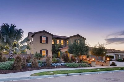 Chula Vista Single Family Home For Sale: 1816 Plaza Arbolitos