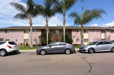Chula Vista Condo/Townhouse For Sale: 695 Sea Vale Street # 510