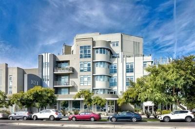 San Diego Condo/Townhouse For Sale: 3740 Park Blvd #218
