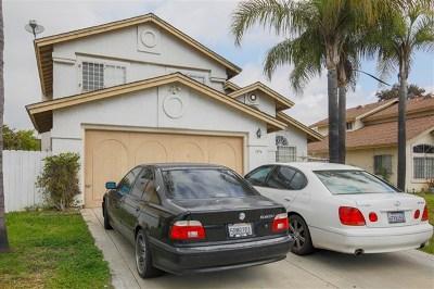 San Diego Single Family Home For Sale: 5074 Saint Rita Pl