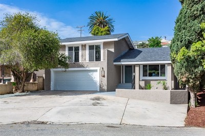 Chula Vista Single Family Home For Sale: 114 First Ave