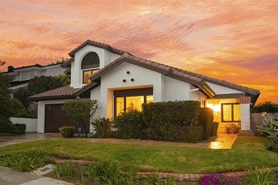 San Diego Single Family Home For Sale: 958 Tingley Lane