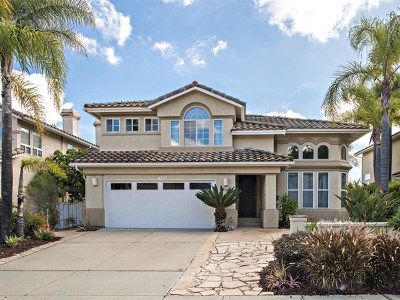 San Diego CA Single Family Home For Sale: $929,000