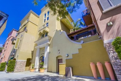 San Diego Condo/Townhouse For Sale: 3957 30th St #504