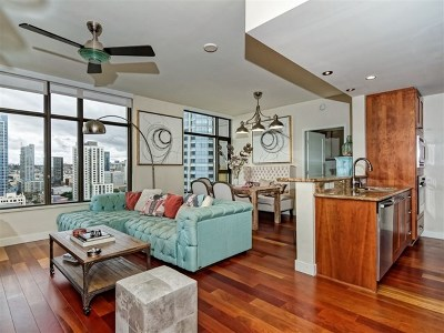 San Diego Condo/Townhouse For Sale: 700 W E St #1603
