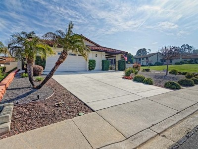 San Diego Single Family Home For Sale: 17509 Plaza Otonal