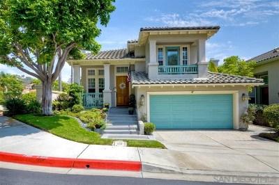 Del Mar Single Family Home For Sale: 15825 Caminito Cantaras
