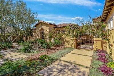 San Diego Single Family Home For Sale: 9136 Bernardo Lakes Dr