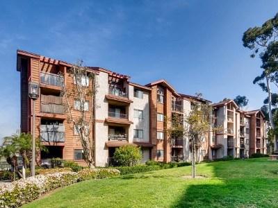 San Diego Condo/Townhouse For Sale: 5980 Dandridge Ln #226