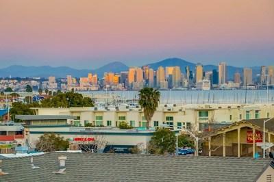 San Diego Condo/Townhouse For Sale: 1122 Locust St