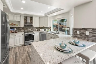 Poway Single Family Home For Sale: 17245 Cliquot Ct