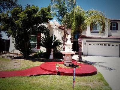 Fresno Single Family Home For Sale: 8019 N Paula Ave
