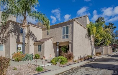 San Diego Country Estates Condo/Townhouse For Sale: 23624 Country Villa Rd