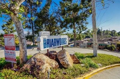 Bonita Single Family Home For Sale: 2920 Briarwood Rd. #F4
