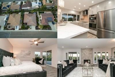San Diego Single Family Home For Sale: 12492 Nacido Dr