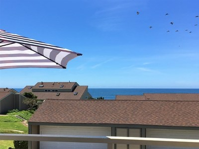 Encinitas Condo/Townhouse For Sale: 1845 Parliament Rd.