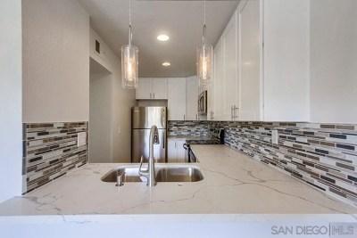 La Mesa Single Family Home For Sale: 4262 Parks #206