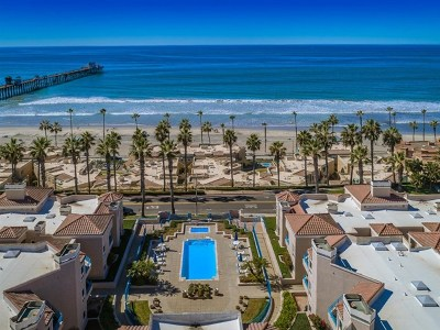 Oceanside Single Family Home For Sale: 400 N Pacific St #303