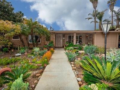 Fallbrook Single Family Home For Sale: 3347 Via Altamira