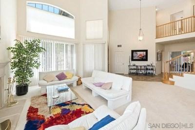 Escondido Single Family Home For Sale: 1344 Emeraude Glen