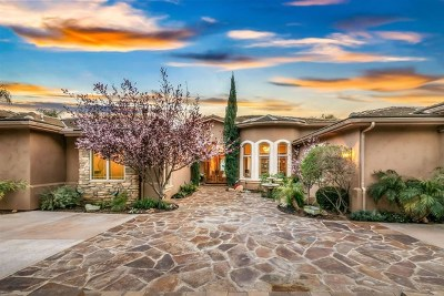El Cajon Single Family Home For Sale: 649 Calle De La Sierra