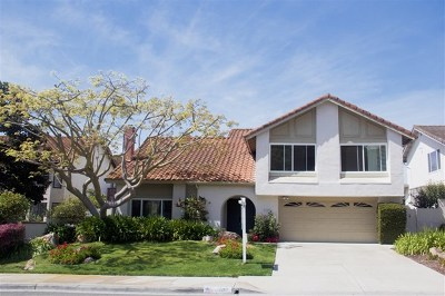 Oceanside Single Family Home For Sale: 2269 Valley Road