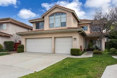 Rancho Penasquitos, Rancho Penesquitos Single Family Home For Sale: 12277 Keld Court