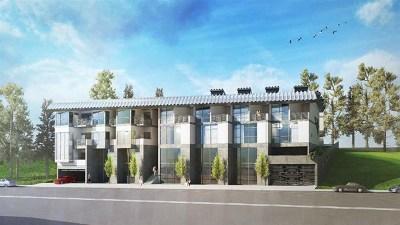 La Mesa Single Family Home For Sale: 7930 Hillside Drive