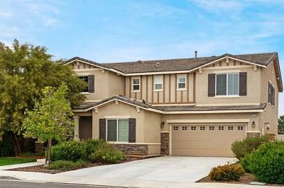 Menifee Single Family Home For Sale: 31973 Rouge Lane