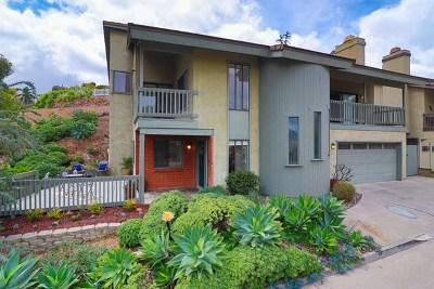La Mesa Single Family Home For Sale: 4420 Date Avenue