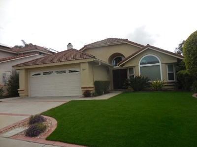 Rancho Penasquitos, Rancho Penesquitos Single Family Home For Sale: 12491 Kestrel St