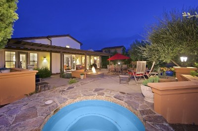 Santaluz Single Family Home For Sale: 14638 Caminito Lazanja