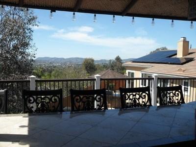Escondido Single Family Home For Sale: 1546 Sheridan Pl