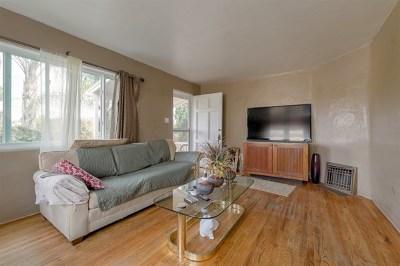 Lemon Grove Single Family Home For Sale: 2614 Grange St