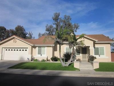 Escondido Single Family Home For Sale: 1528 Knoll Park Glen