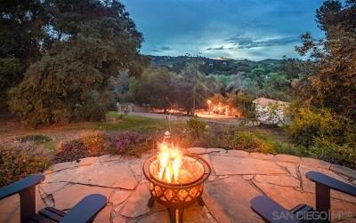 Escondido Single Family Home For Sale: 1437 Country Club Dr
