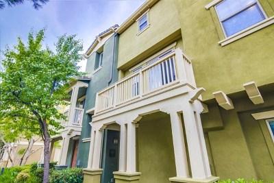 Chula Vista Condo/Townhouse For Sale: 1811 Lime Court #Unit 2