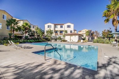 Oceanside Single Family Home For Sale: 5061 Waterview Way #204