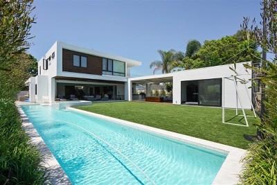 Coronado Single Family Home For Auction: 551 Country Club Ln