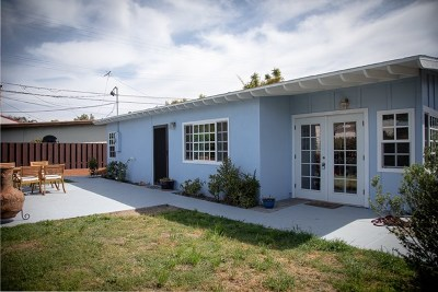 Solana Beach Single Family Home For Sale: 724 Valley Ave.