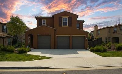 Oceanside Single Family Home For Sale: 1068 Breakaway Dr