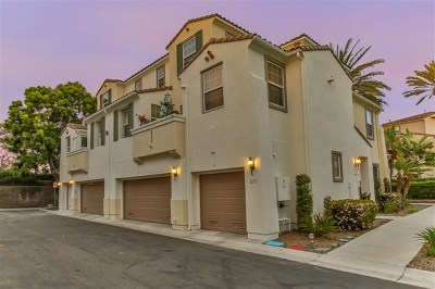 Chula Vista Single Family Home For Sale: 1279 Fools Gold Way #4