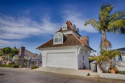 Oceanside Single Family Home For Sale: 1197 Leonard Ave